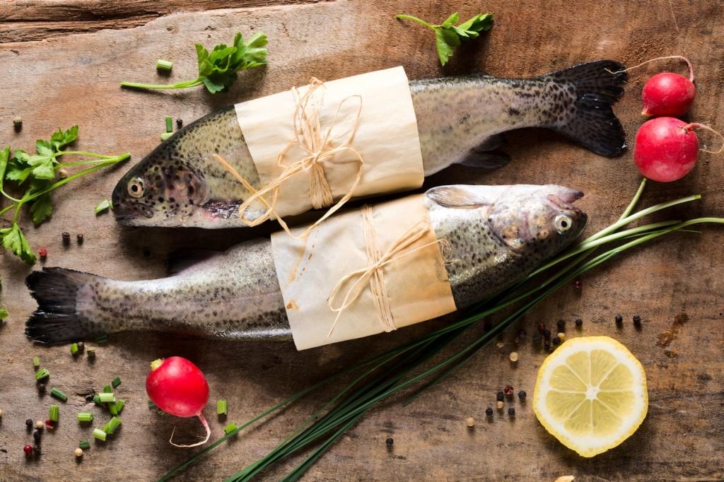 Świeża ryba_ Zamów przez internet