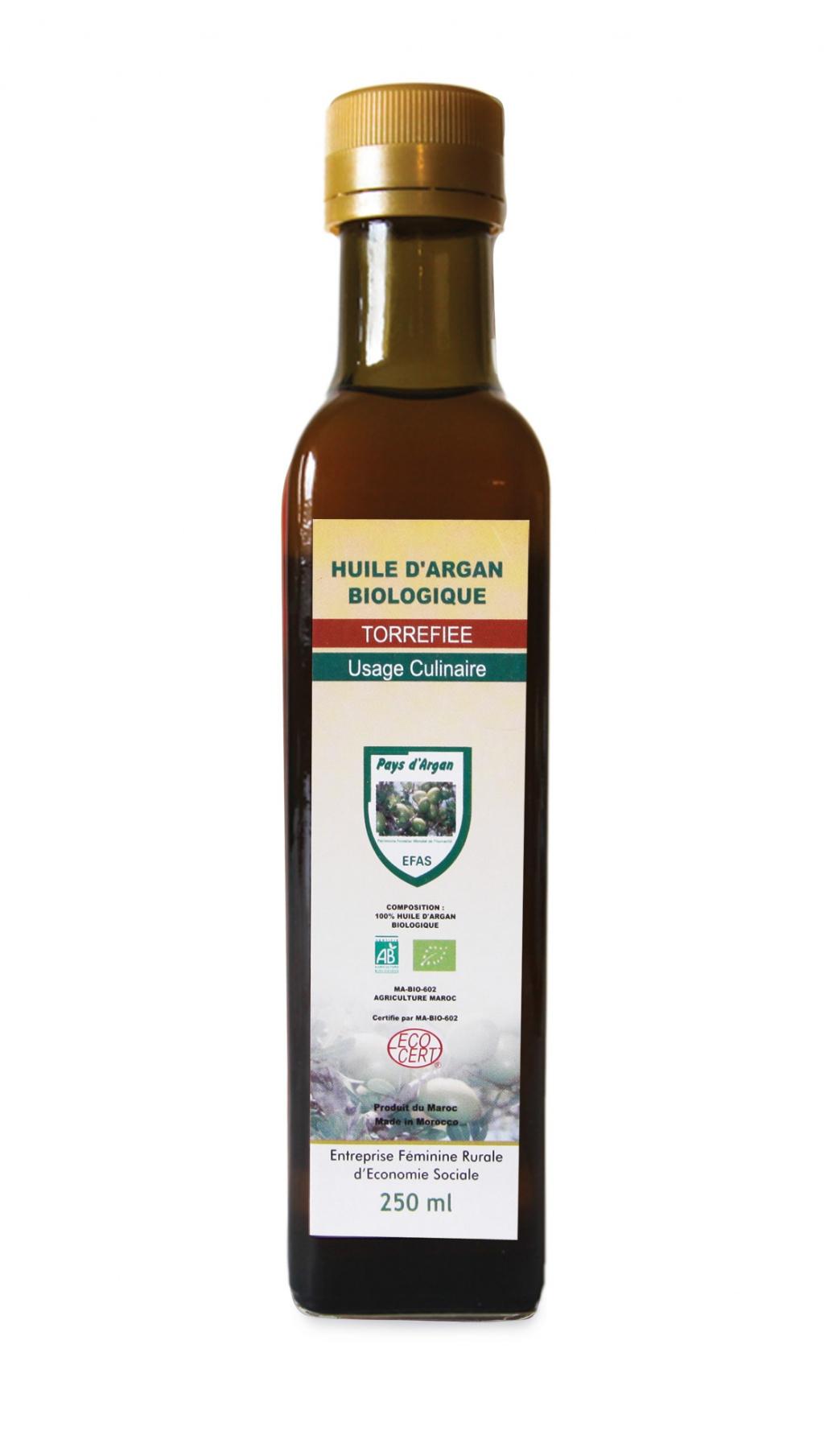 Olej arganowy spożywczy, 250 ml, MarokoSklep.com, 78,70 zł