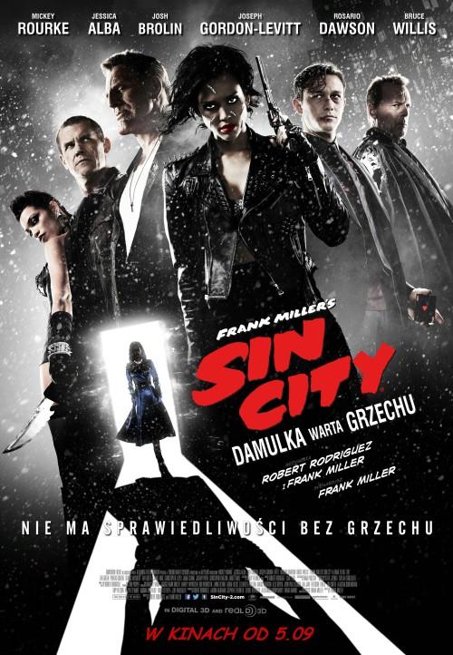 VOD luty 2015 Sin City